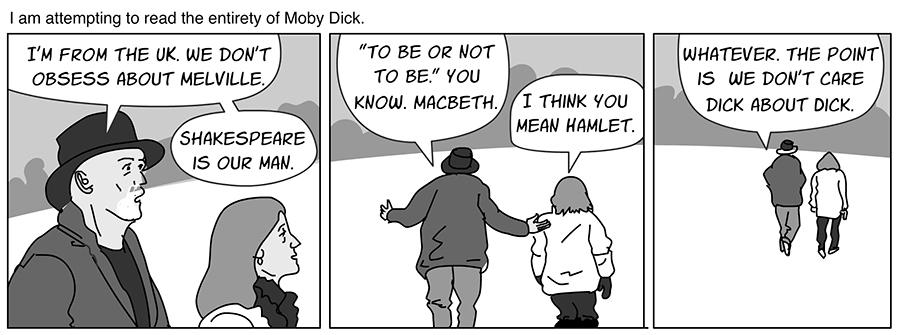 Moby Dickhead # 23